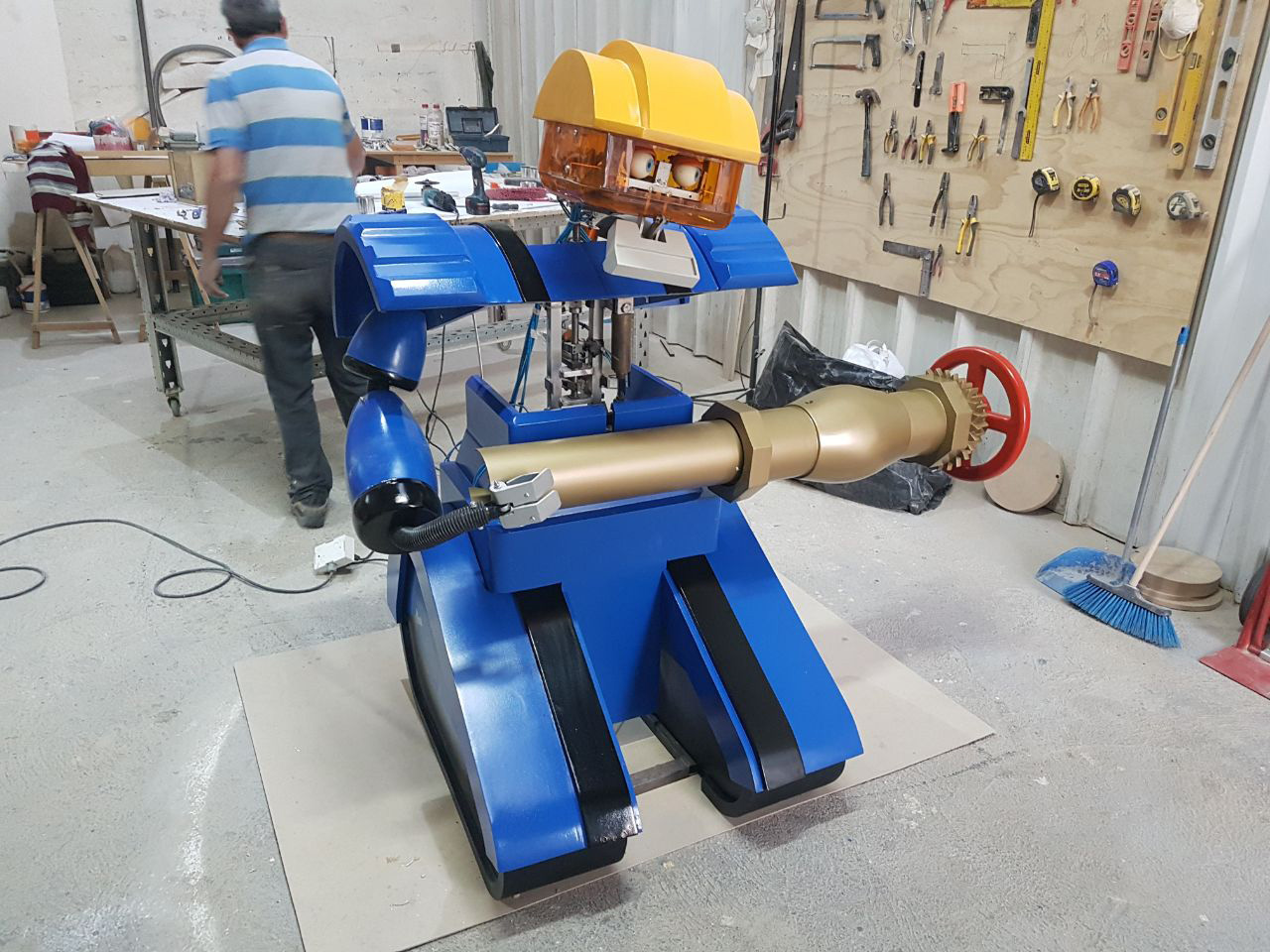 ROBOTOONS